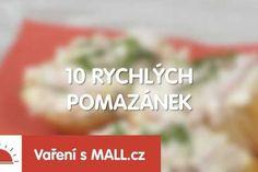 Jak udělat domácí aspikové misky   recept   JakTak.cz Food And Drink, Mall, Treats, Youtube, Dinners, Food, Sweet Like Candy, Goodies, Sweets