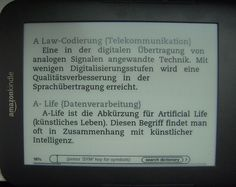 search for:    A Law-Codierung: