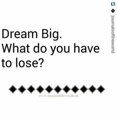 What do you have to lose? Truth And Dare, Dares, Dream Big, Did You Know, Australia, Magazine, Magazines, Warehouse, Newspaper