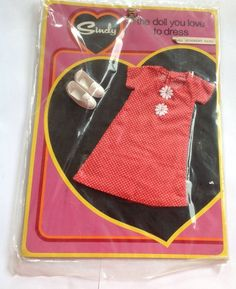 Pedigree Sindy 1975 Summery Days dress nrfb 16.99 Sindy Doll, Dolls, Old Toys, Vintage Barbie, My Childhood, Doll Clothes, Daisy, Outfits, Accessories