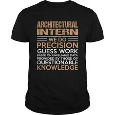 (Top Tshirt Seliing) ARCHITECTURAL-INTERN [Tshirt design] Hoodies, Tee Shirts