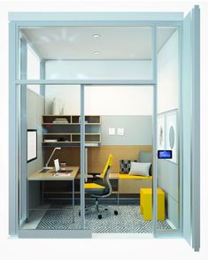 Professional Introvert Susan Cain Teams Up with Steelcase to Redesign the Open-Plan Office