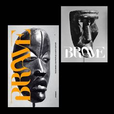"KENNETH VANOVERBEKE on Instagram: ""Brave logotype sketch inspired by 19-20th century face masks (Dan Peoples). #logodesign #type #typography #lettering #visualgraphc…"" Layout Design, Logo Design, Page Layout"