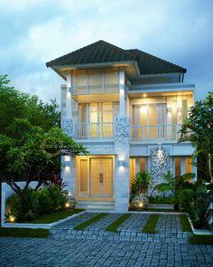 Jasa Arsitek Desain Rumah Ibu Dwidina