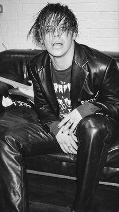 Dominic Harrison, I Luv U, Mikey Way, Stay Weird, Pink Socks, Machine Gun Kelly, Pretty Boys, Music Artists, Emo