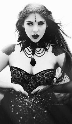Lady Morgana Threnody