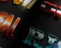 "Check out new work on my @Behance portfolio: ""10 Text Effects Vol. 05"" http://be.net/gallery/66355207/10-Text-Effects-Vol-05"