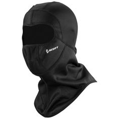 Scott Wind Warrior Open Hood Facemask Black L Open Face, Balaclava, Sport, The North Face, Fitness, Clothes, Black, Komfort, Motorcycle Accessories