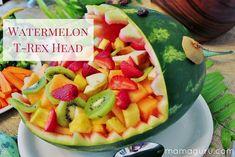 watermelon t-rex