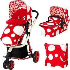 #Kinderwagen im #Confetti Style von #Cosatto