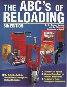 The perfect handbook for beginners and experienced reloaders. Necessary equipment and components and step-by-step techniques help you load your own metallic cartridges and shotshells. Covers ballistic software, benchrest reloading, evaluating accuracy, competition and hunting loads and more. Comprehensive directory of manufacturers. - See more at: http://www.hillcountrybooks.com/?page=shop/flypage&product_id=3130#sthash.cpboRyV1.dpuf