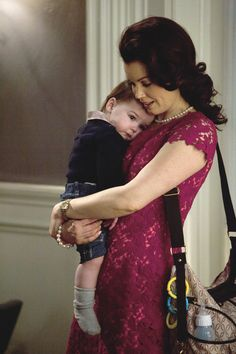 Scandal Photos - Scandal TV - ABC.com Millie and their youngest child.