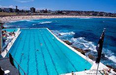 Bondi Beach pool in Sydney