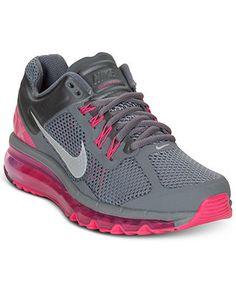 Nike Womens Shoes, Air Max+ 2013 Sneakers - Sneakers - Shoes - Macys