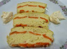 Cocina por afición: Pastel de espárragos blancos y puerros