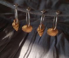 Handmade Jewelry, Sea, Drop Earrings, Ocean, Drop Earring, Diy Jewelry, Handmade Jewellery, Craft Jewelry, Handcrafted Jewelry