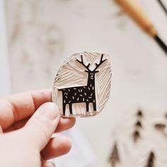 Linocut Prints - #carving #linocut #Prints