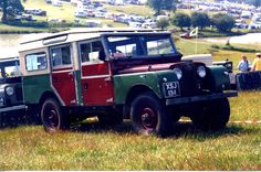 Land Rover Series One 107 Station Wagon