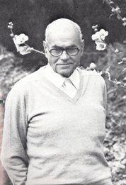 Wilfred Bion, British psychoanalyst