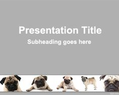 This dog template has a labrador retriever embedded into a powerpoin pug powerpoint template is a dog powerpoint template that you can download today to create amazing toneelgroepblik