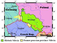 silesia map   File:Silesia map.png - Wikipedia, the free encyclopedia