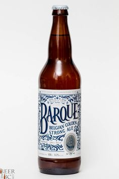 Lighthouse Brewing Co - Barque Belgian Golden Strong Ale Review