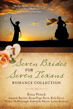 7 Brides For 7 Texans : Howdy, from Hartville, Texas!