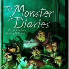 Monster Diaries   Poly Bernatene