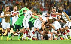 2014 World Cup Photos - Argentina vs Germany