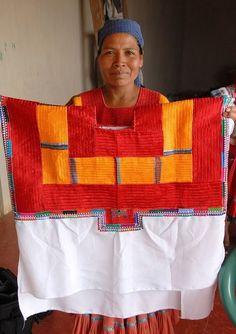 Chiapas, Mexico huipil Traditional Mexican Dress