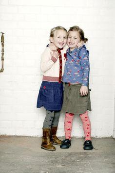 Little Duckling AW13 children's clothing, Danish Design