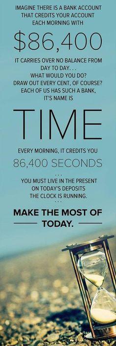 Time.....  ⭐️⭐#DrivenWithPurpose #maelle #classyladyentrepreneur ⭐️⭐️ www.ClassyLadyEntrepreneur.com