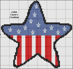 Free Cross Stitch Pattern from embroidery-methods.com.