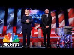 NBC News: Bernie Sanders, Hillary Clinton Go Toe To Toe In New Hampshire Democratic Debate