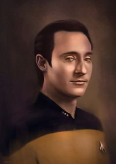 Star Trek: lt.cmd.Data by Spiritius.deviantart.com on @DeviantArt
