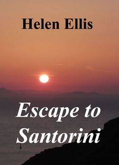 96 best books about greece images on pinterest greece book escape to santorini an ebook by helen ellis fandeluxe Images