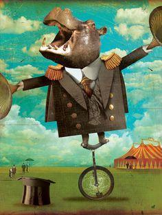 circus circus by david vogin