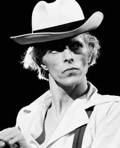 Batman, David Bowie, and Pure Awesomeness Glam Rock, David Bowie Diamond Dogs, Bowie Starman, Just Deal With It, The Thin White Duke, Pretty Star, Ziggy Stardust, Now And Forever, David Jones