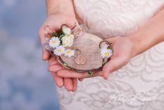 Haarschmuck & Kopfputz - Ringkisse Ringschale Boho Natur Hochzeit PRE 20 - ein Designerstück von Perle-Wismer bei DaWanda