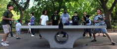 Ping-Pong Catches On in New York - The New York Times