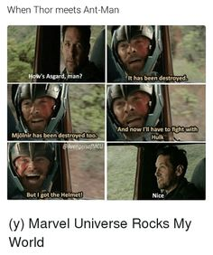 i think luis will distract thanos while the avengers kill him Marvel Avengers, Marvel Jokes, Avengers Memes, Marvel Funny, Marvel Dc Comics, Marvel Heroes, Avengers Imagines, Avengers Cast, Marvel Art
