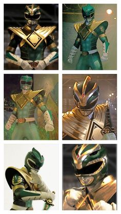 Ever worn a cosplay and just not know what pose to strike? Well, the power rangers have several! Here are just a FEW to get you started and really impress fans! Introducing the Bat in the Sun's Green Power Ranger! #SonGokuKakarot