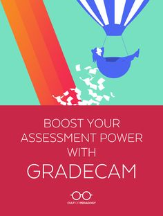 If assessment didn't take so long, you'd probably do it more, right? GradeCam can make that happen.