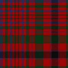 Tartan image: MacIntosh (Moy Hall Plaid). Click on this image to see a more detailed version.
