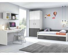 Dormitorio Juvenil Modelo Basic 17