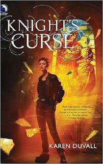 Knight's Curse by Karen Duvall
