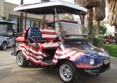 American Flag golf cart  Low Storage Rates and Great Move-In Specials! Look no further Everest Self Storage is the place when you're out of space! Call today or stop by for a tour of our facility! Make your reservation today! 626-288-8182
