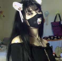 reporting live from da trap house😈💯 (posting these pics again just bc yes ok! Aesthetic People, Bad Girl Aesthetic, Aesthetic Grunge, Aesthetic Makeup, Cute Goth, Estilo Grunge, Grunge Girl, Kawaii Girl, Ulzzang Girl