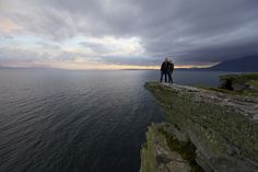 Elgol, Isle of Skye - This was taken by photographer Marcus McAdam while he took us for a walk in Elgol on June 8, 2014