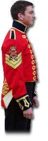 19th Century Tailoring Napoleonic, uniforms, Artillery, 95th Rifles